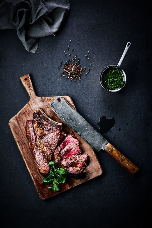 food photography studio